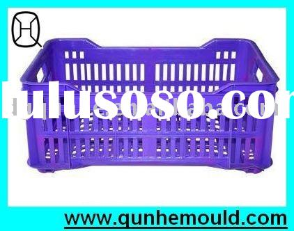 plastic basket/supply mold and parts