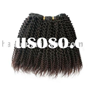 100%Human Hair  Synthetic Fiber  Weave  100%Remy Hair/European Hair/Artificial Hair