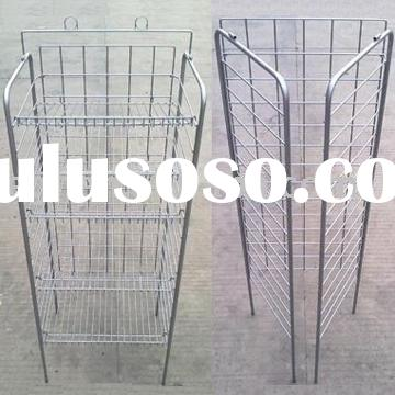 Candy Display Rack / Snack Display Rack / Potato Chip Display Rack