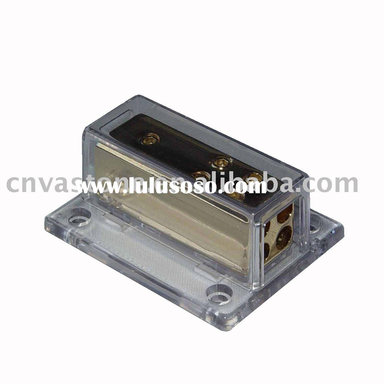 Car Audio Accessory-Power Distribution Block 37