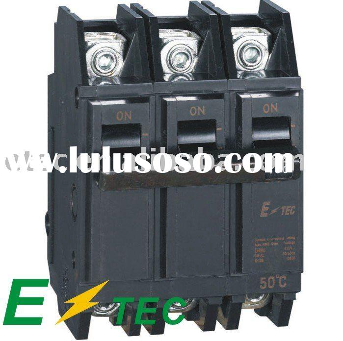 Miniature Circuit Breaker/ MCB/MCCB/Moulded Case Circuit Breaker/GE-M MCCB