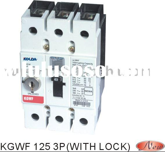 New Mould case circuit breaker /molded case circuit breaker/industrial circuit breaker( MCCB,CB )