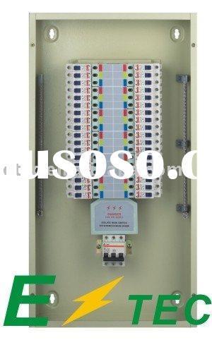 Three-Phase Distribution Board/Distribution Panel/DB-Box