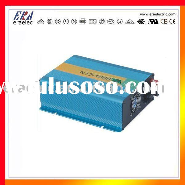 True sine wave DC-AC power inverter