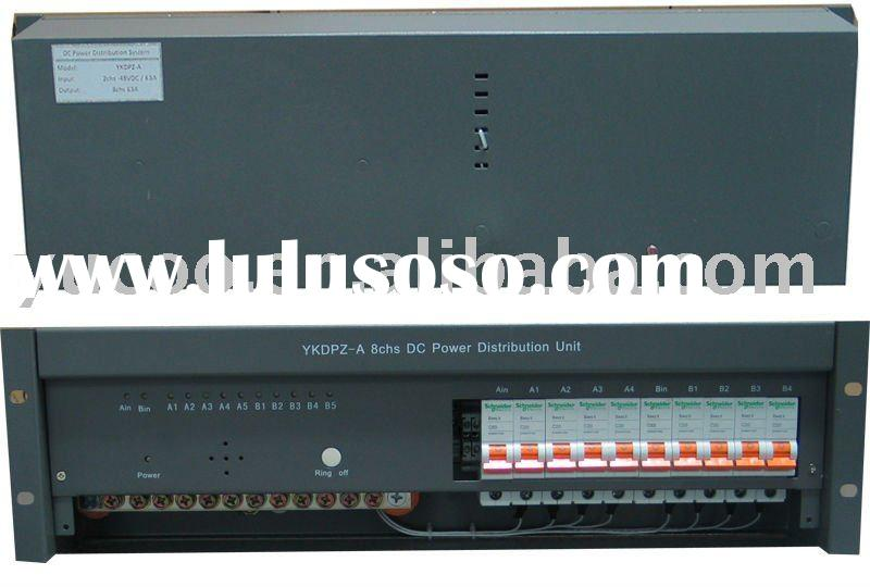 YKDPZ-A  8chs DC Power Distribution Cabinet -PDU
