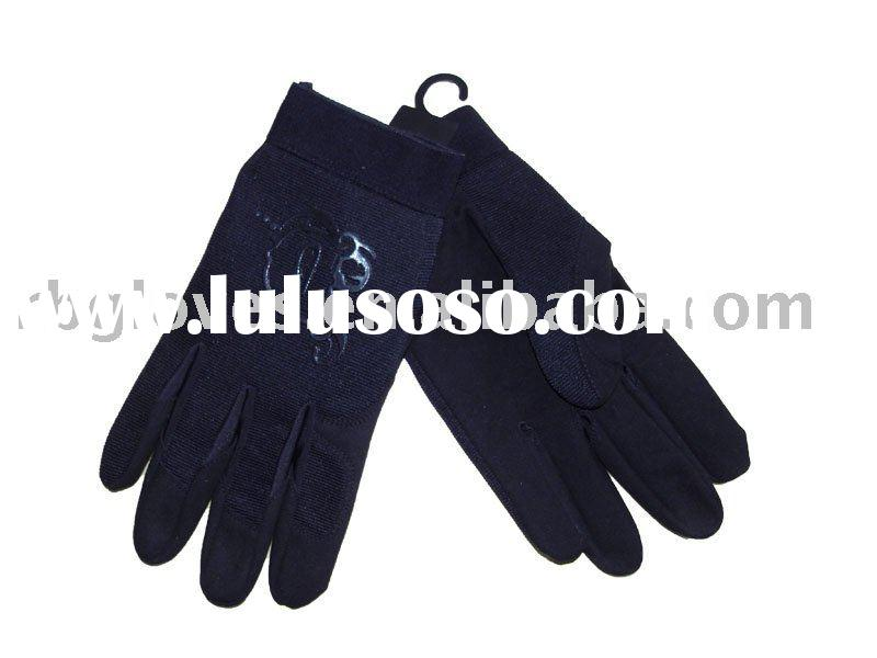 100% PU leather glove