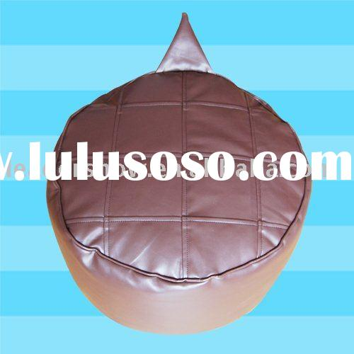 100%PU leather seat cushion