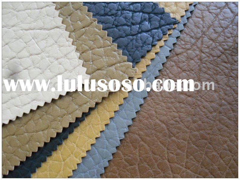 100% pu leather for shoes and bags