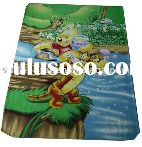 Baby Cotton Cartoon Blankets