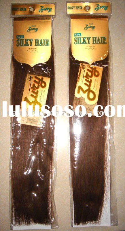 European Human hair weaves, Zury hair weaving , 100% human hair weft