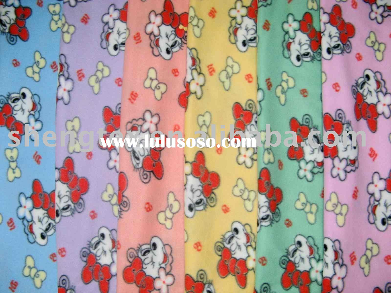 Fleece Fabric for baby blanket