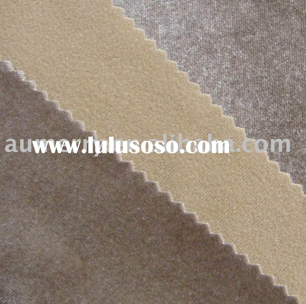 Foiled suede, artificial leather  of  sofa fabric,upholstery fabric