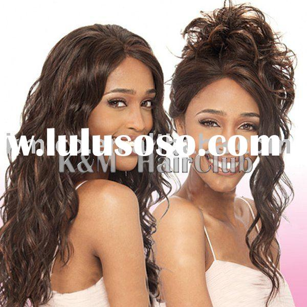 Human hair wigs lace front wigs for black women