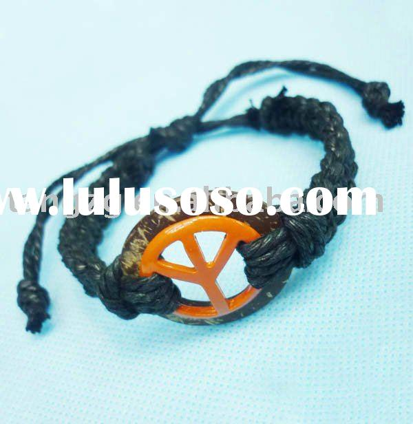 Men's Leather Jewelry / Bracelet