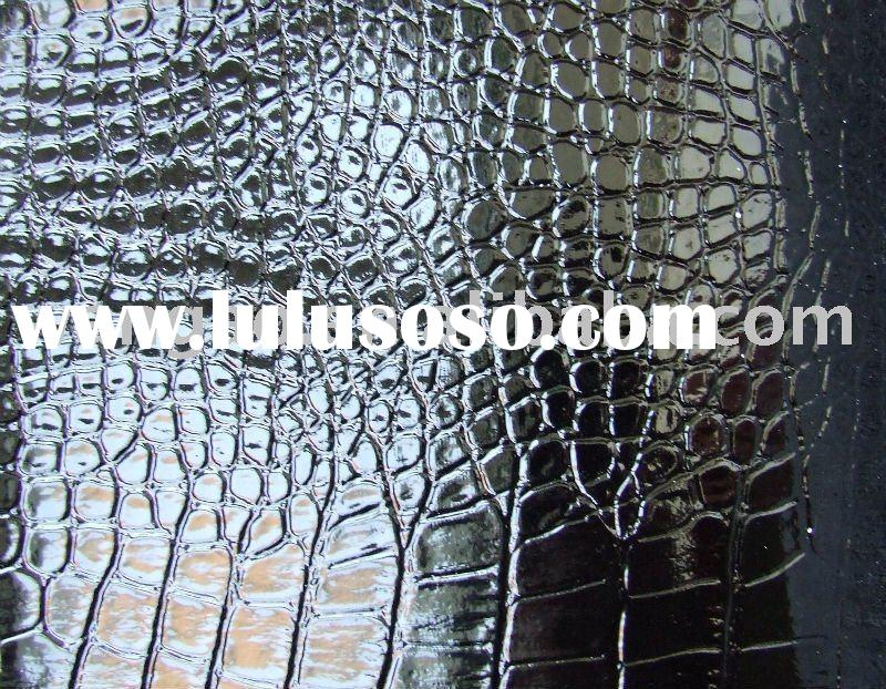 PVC Synthetic Leather for sale