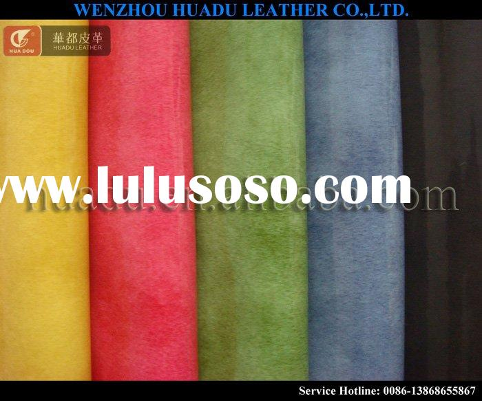 PVC fabric leather