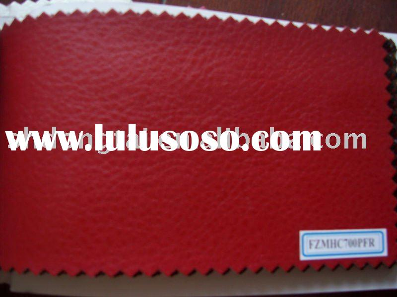 PVC leather fabric for sofa