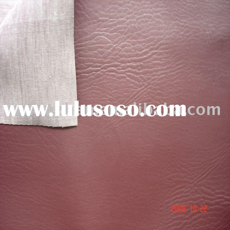 PVC leather for sofa fabric