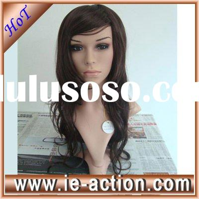 Party wigs long wavy synthetic wigs