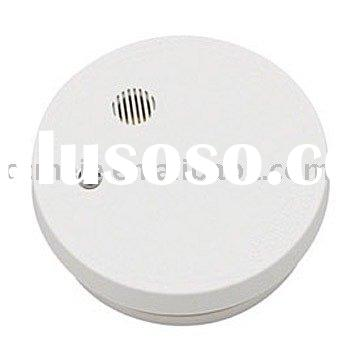 Photo electric smoke alarm detector
