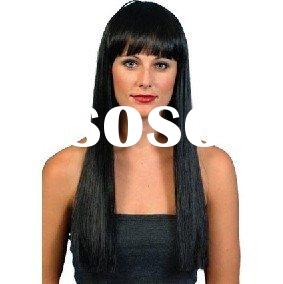 Synthetic / Human hair wigs - Lady wigs /women wigs