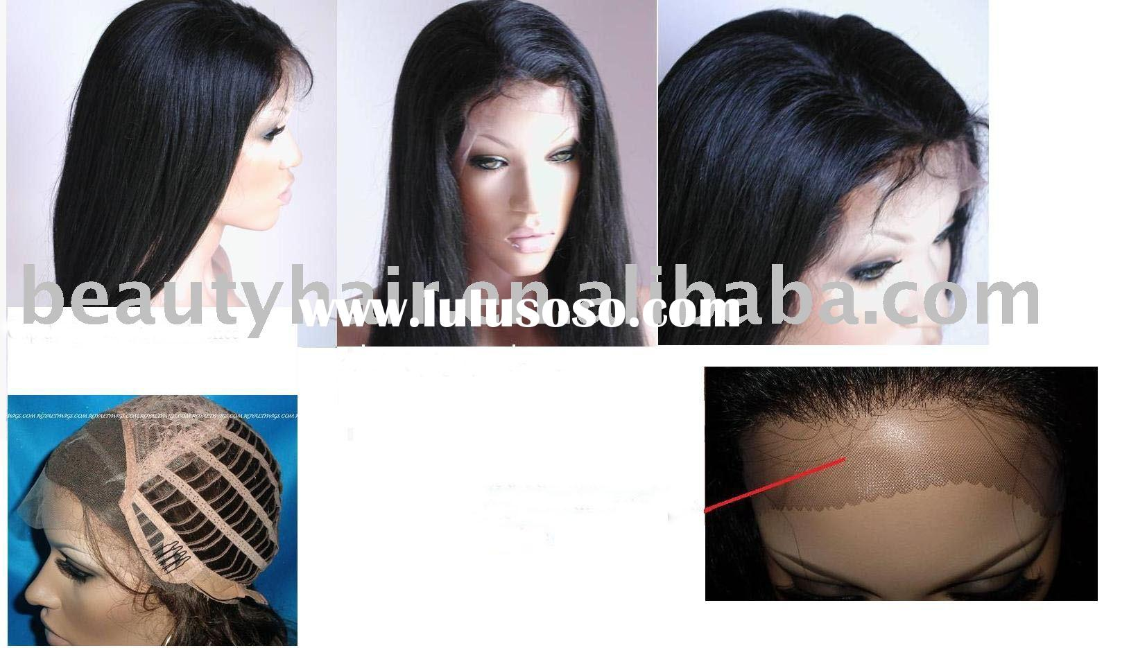 Synthetic lace wigs, lace front wigs