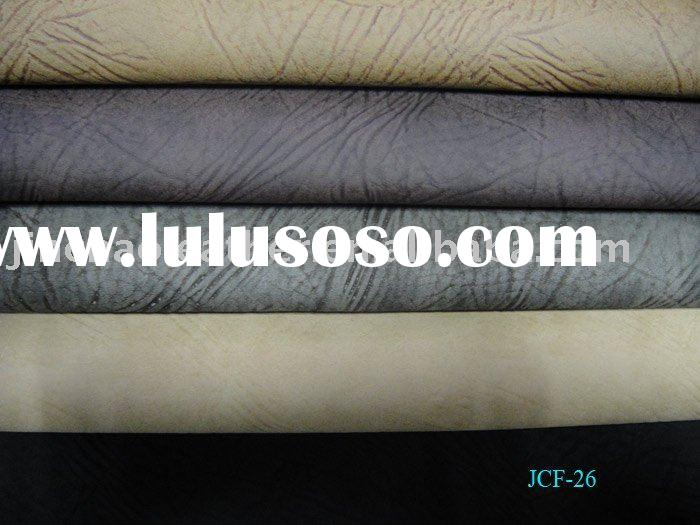 artificial leather for shoes bag or furniture