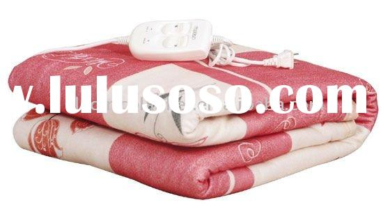 electricial Heated Bed Sheet( Electric Blanket)