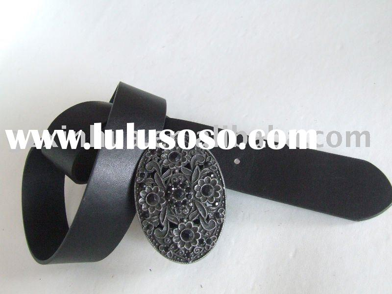 ladies leather tie belts,pu belt fashion belt,leather belt,ladies' belt