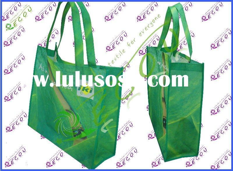 recycled non woven promotional bag