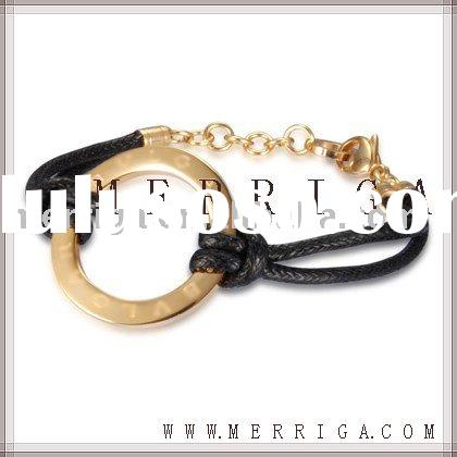 stainless steel jewelry,fashion bracelet, leather bracelet,bracelet