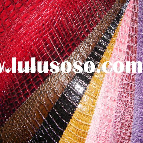 synthetic leather(artificial leather,Upholstery leather,bag leather)