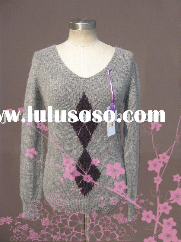 2011 Grace Autumn Sweater for Women, Round Collar