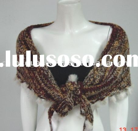 Crochet shawl & fashion shawl & ladies' shawl