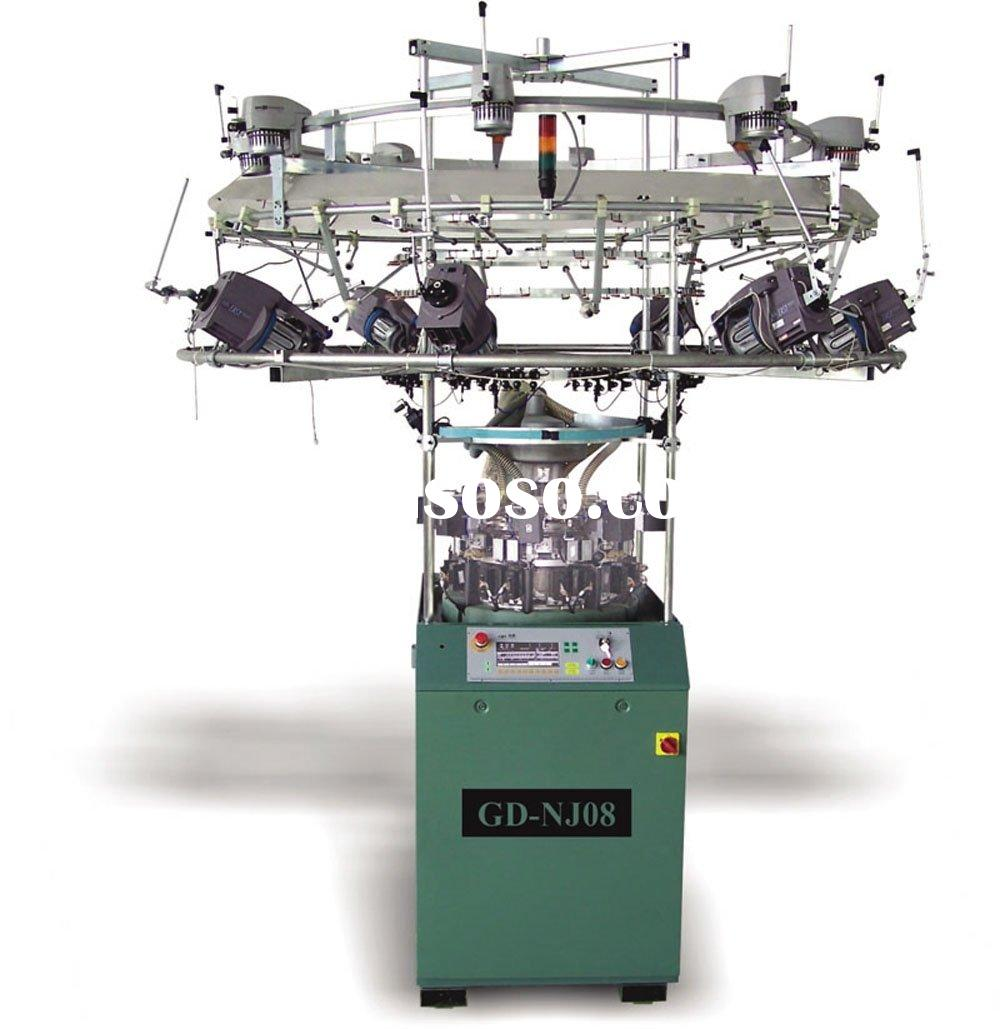 GD-NJ08 Computerized Seamless Underwear Knitting Machine