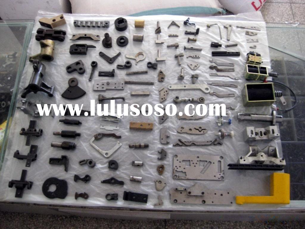 Spare parts of sock knitting machine