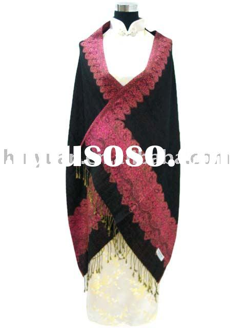 [SUPER DEAL]pashmina,fashion shawl,embroidery pashmina