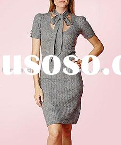 cable knit cashmere sweater dress