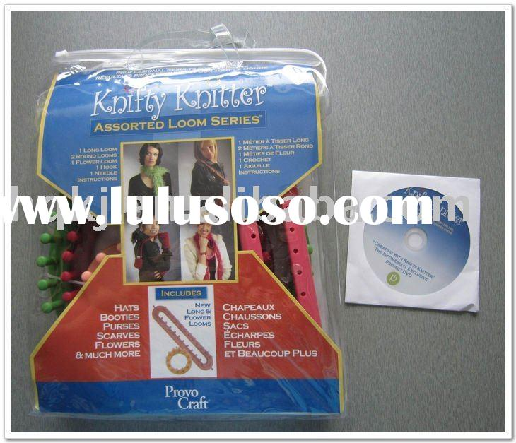 knifty knitter patterns Knifty Knitter Assorted Loom Series