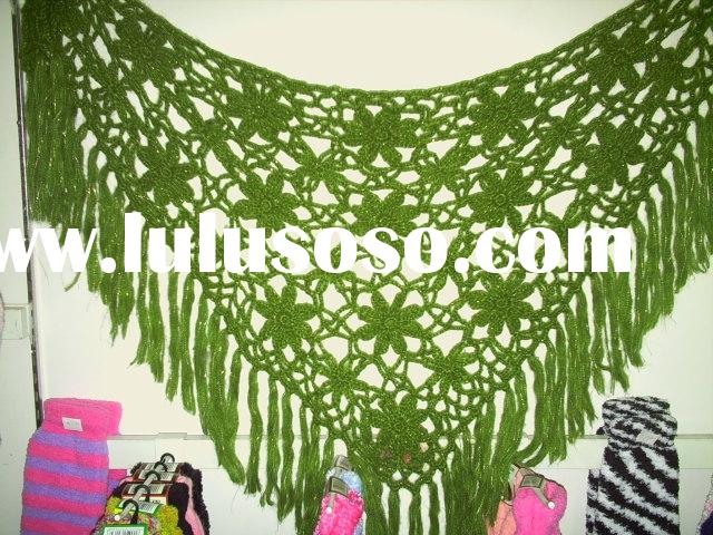 knitting shawl/shawl/crochet shawl/fashion shawl