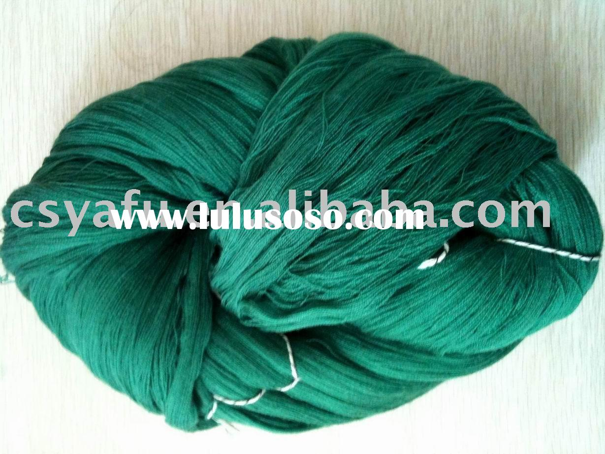 wool/acrylic blended knitting yarn