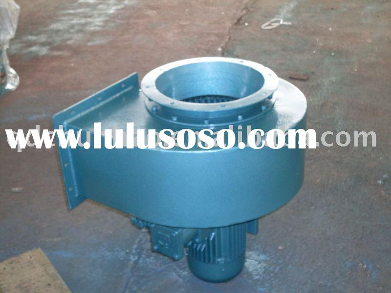 Centrifugal air blower for ship use
