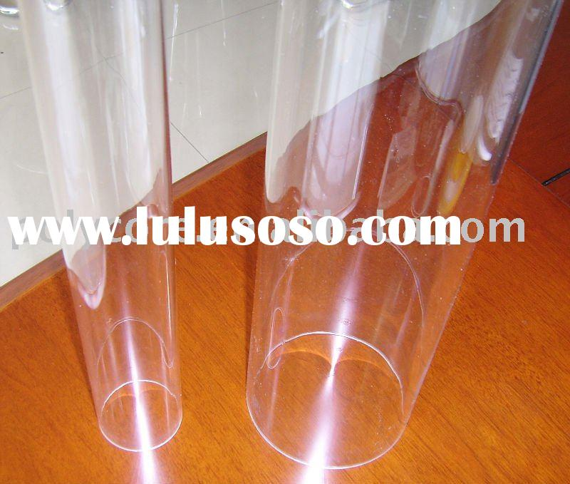 Clear Plastic Tube Packaging Clear Plastic Tube