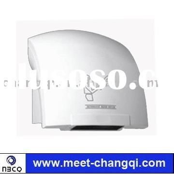 Electric hand dryer, sensor hand dryer, jet speed hand dryer