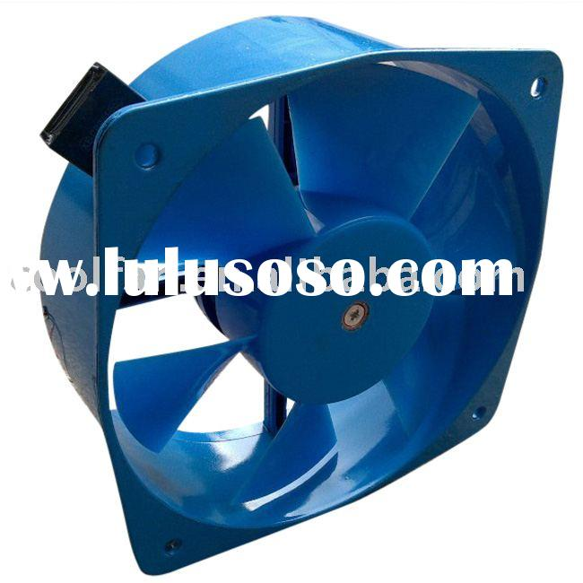 Plastic fan blade AC axial fan, blower fan, Cooling fan