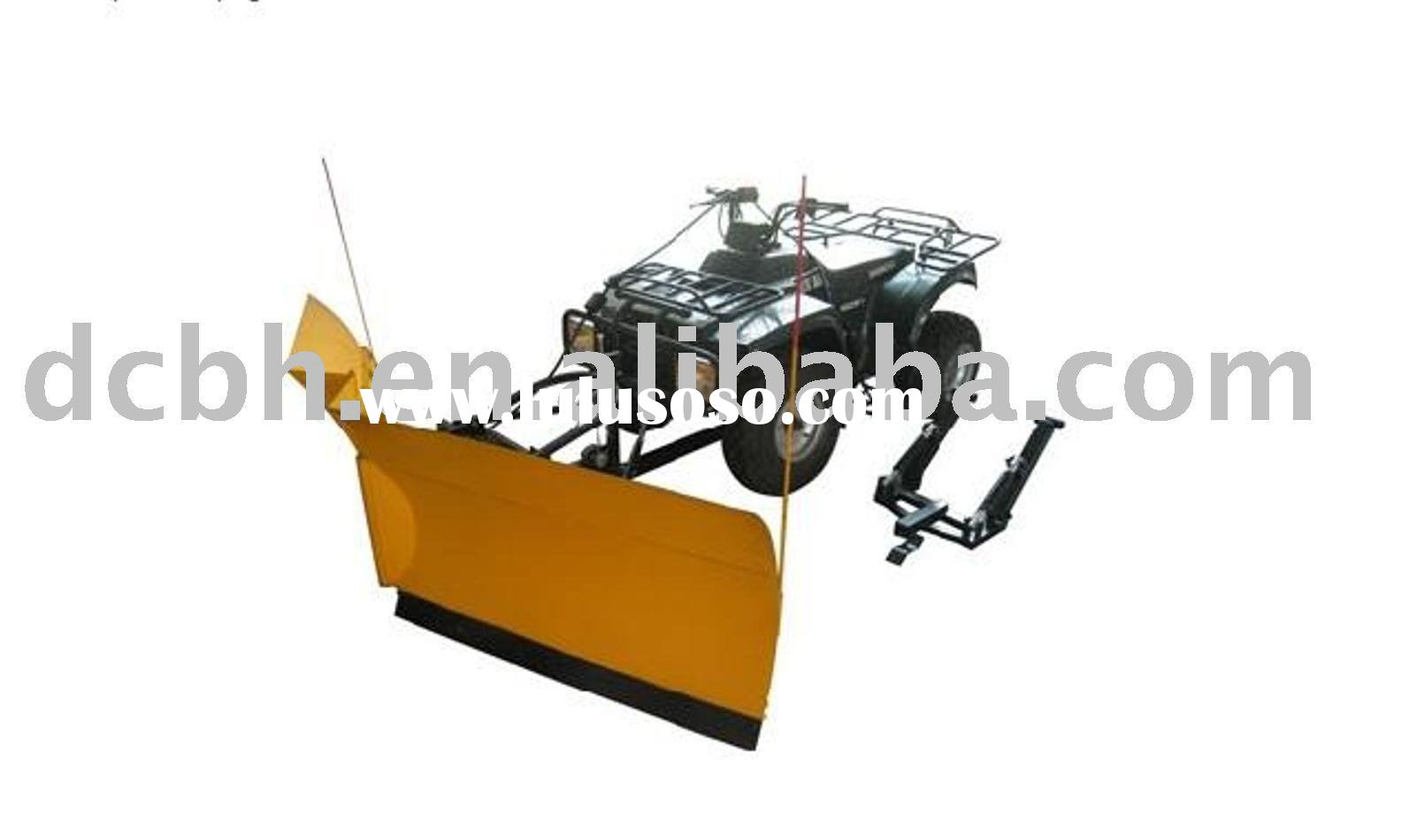 Snow plow,ATV snow plow,snow remover,snow removing machine