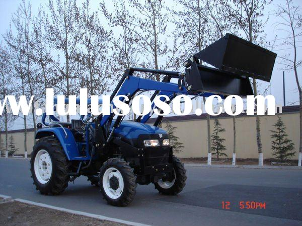 TZ10  80 hp tractor front end loader