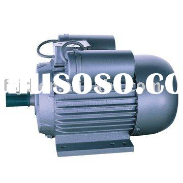 ac single phase electric motor two capacitor