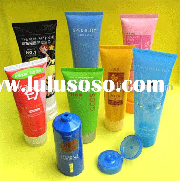 cosmetic plastic packaging tube containers