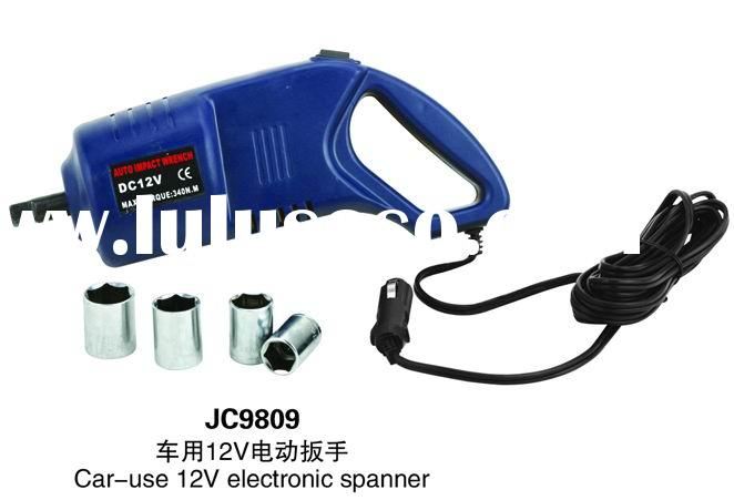 electric spanner for car